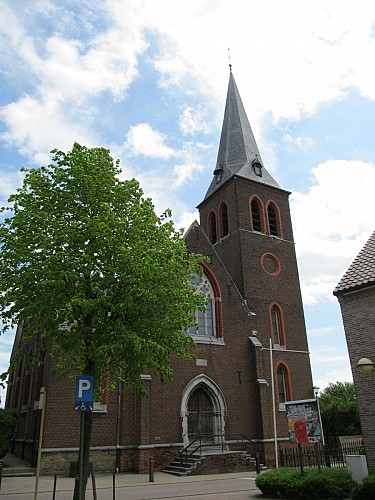 Sint-Martinuskerk (Martenslinde)