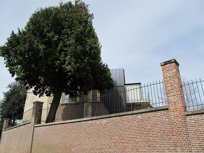 Sint-Kwintensfietskluis (Hees)