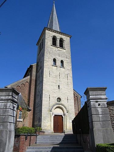Sint-Hubertuskerk (Membruggen)