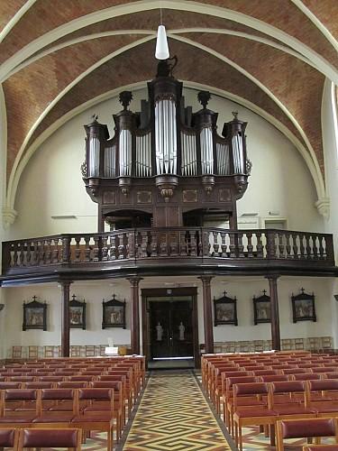 Sint-Stefanuskerk (Hoeselt)