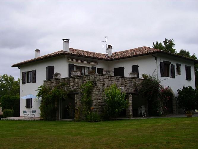 Bordat Bidart façade