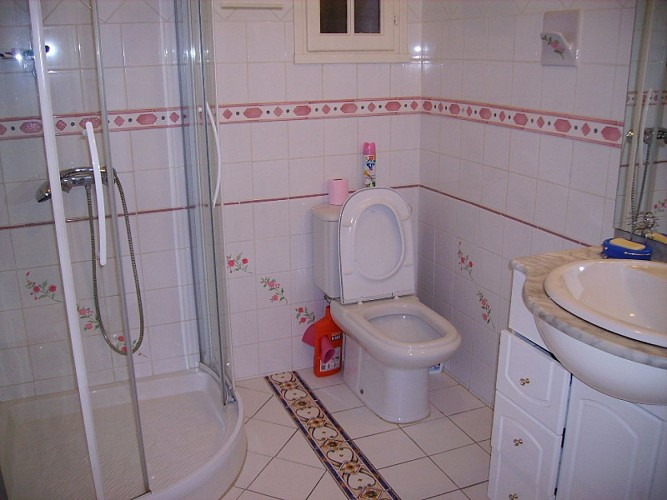 Bordat Bidart salle d'eau