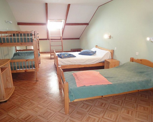 Gîte Baylocq Ossau photo chambre 2