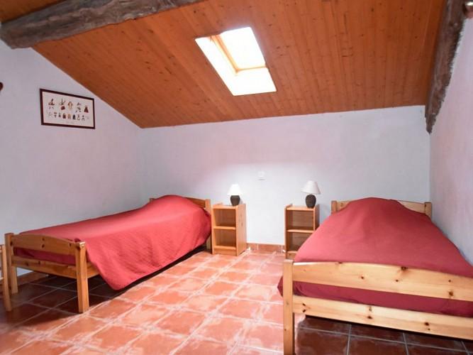 Rozen-   autre chambre lit double-Estérencuby
