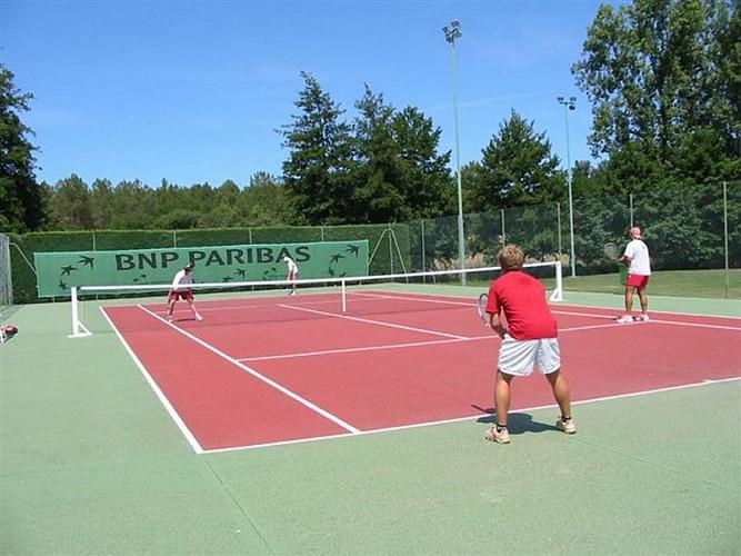 Tournoi de tennis Casteljaloux