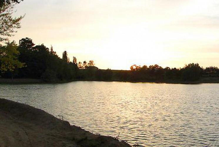 Lac de Marcachaud