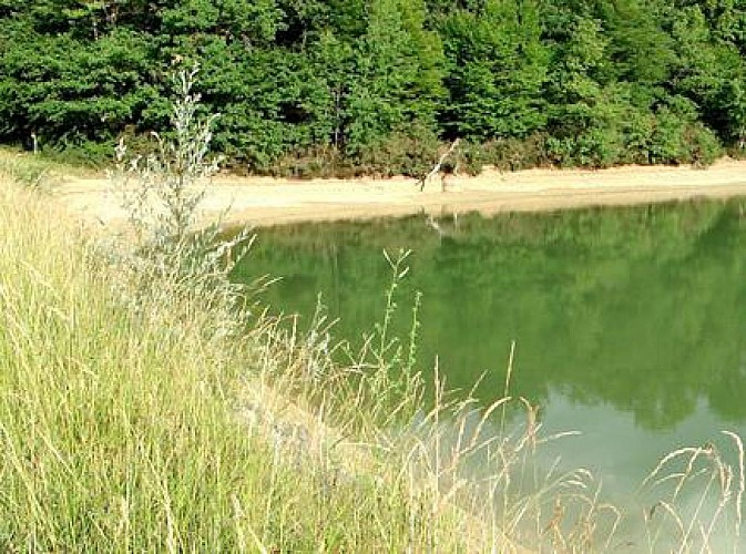 Lac de Platan