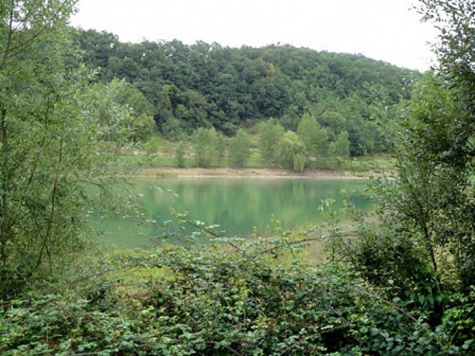 Lac de Monbalen