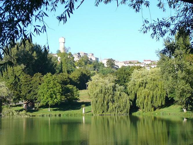 lac Laroque Timbaut