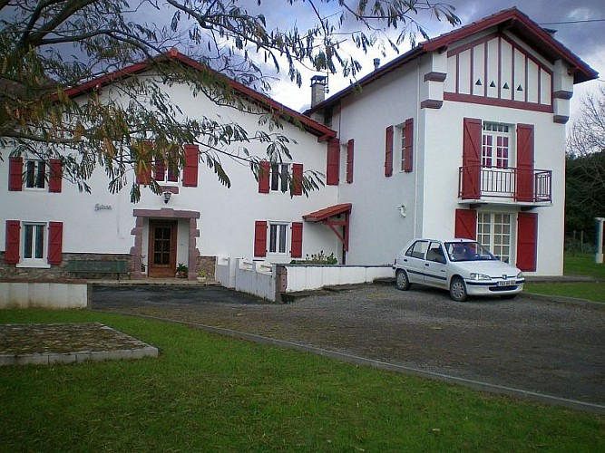 Maison Etchegaray - Osses