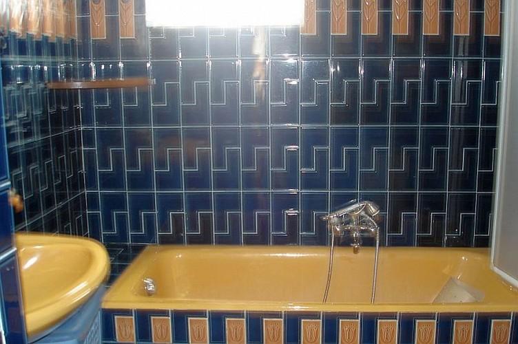 Location Erramoun - Salle de bain - Ascarat