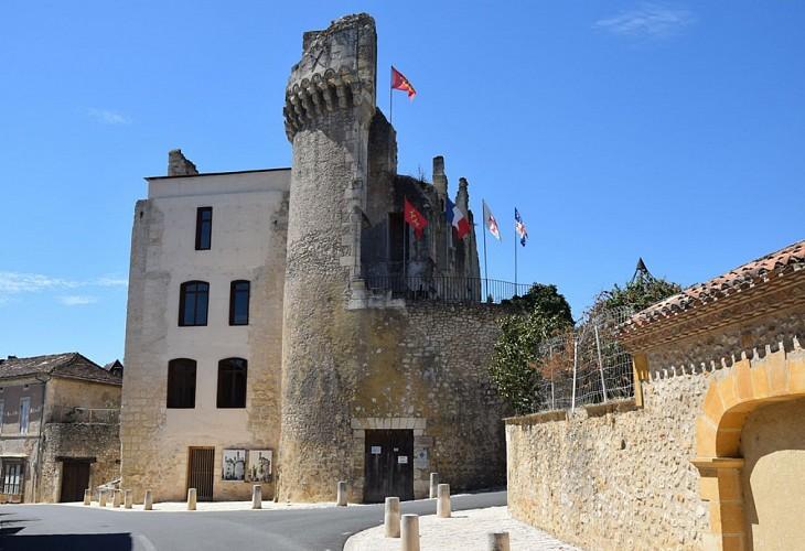 Château de barrière