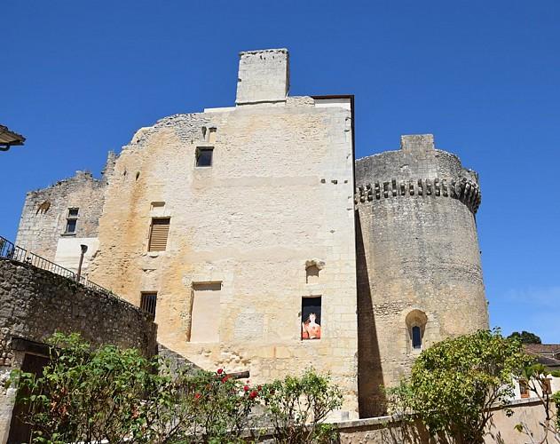 Château de Barrière extérieur