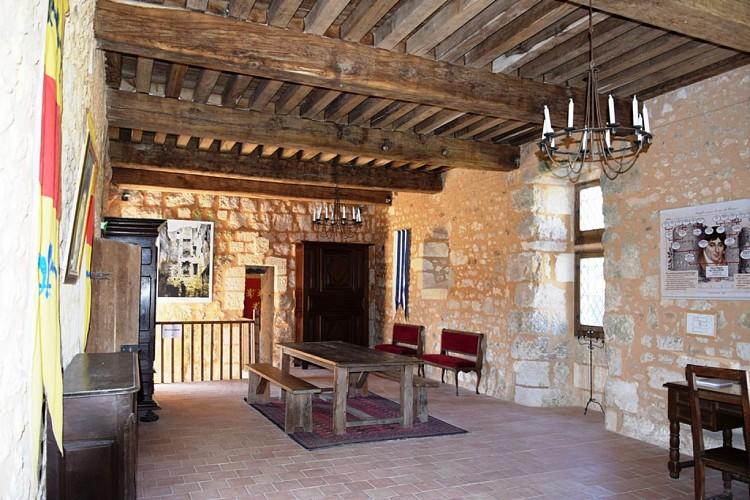 Château de Barrière salle