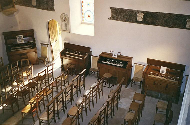 Bars - Musée de l'Harmonium