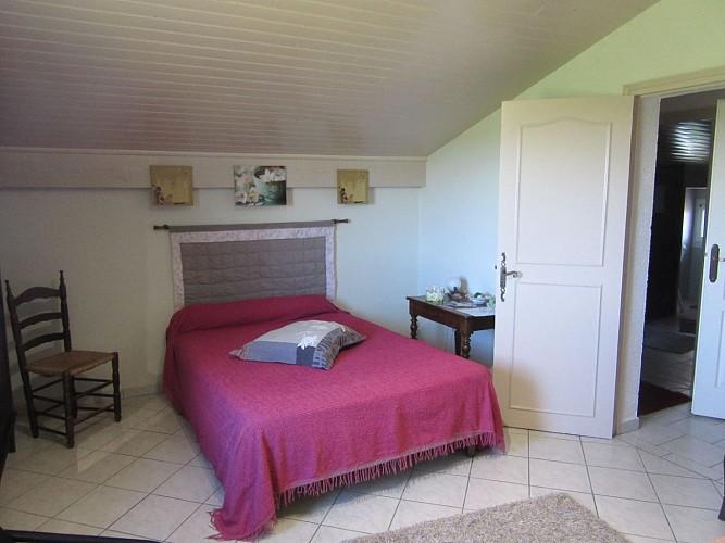 Larronde - Chambre 1