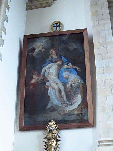 Kerk van de Landcommanderij Alden Biesen