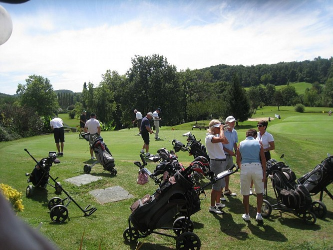 Golf Club de Salies-de-Béarn