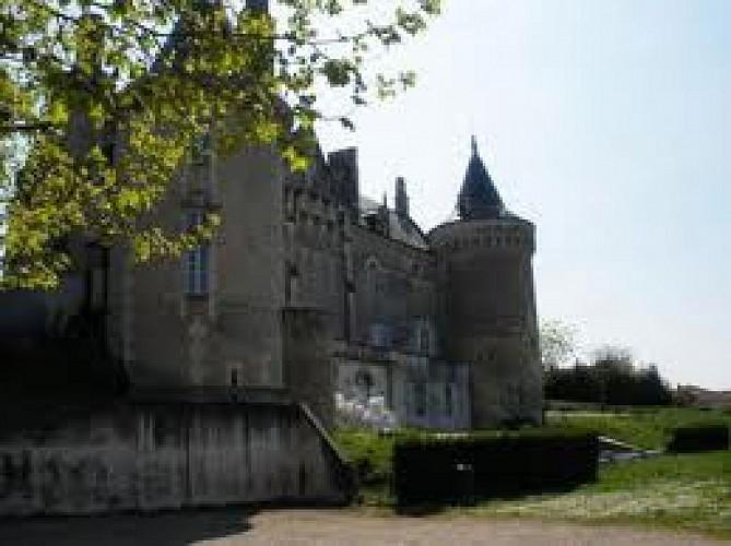 chateau saint aulaye