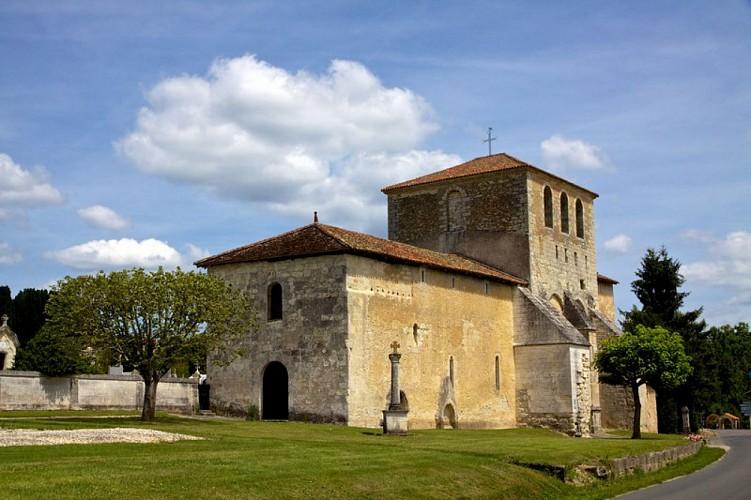 Eglise Saint-Martin d'Agonac_1