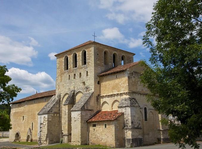 Eglise Saint-Martin d'Agonac_2
