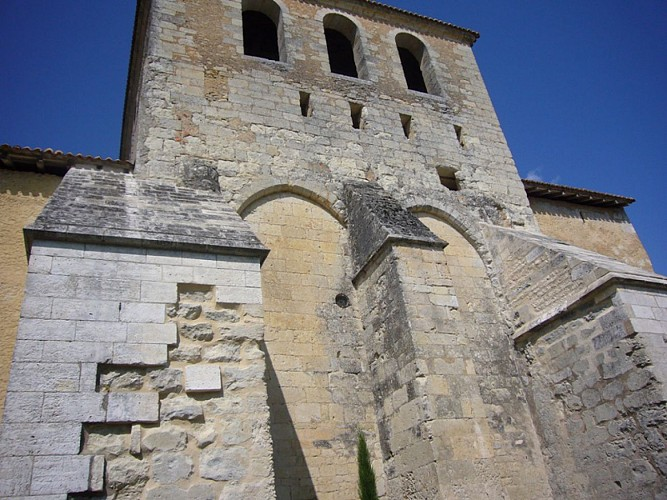 Eglise Agonac