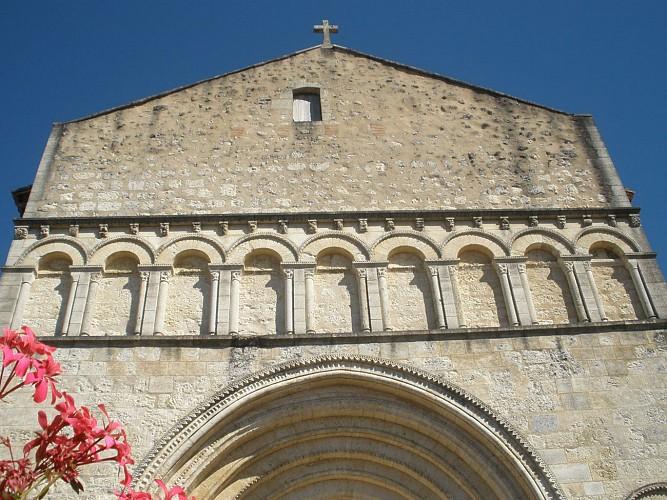 Eglise de Saint-Privat-des-Prés