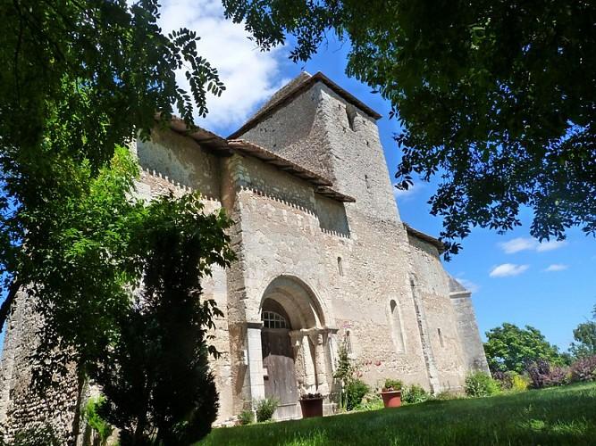 Eglise de Bourg du Bost (3)
