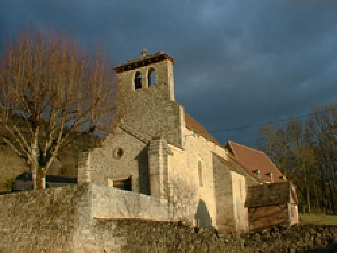 Eglise Bezenac