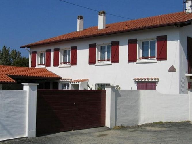 Etchegaray façade
