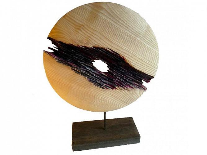 Alain Gorlier - Tourneur sur bois