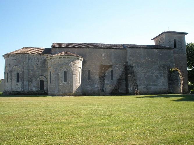 Eglise de Parcoul