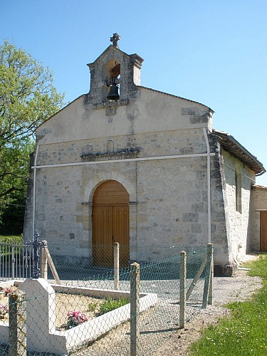 Chapelle du Bost