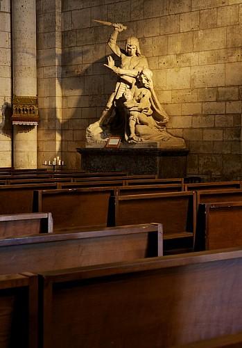 Abbatiale Saint-Pierre de Brantôme_6