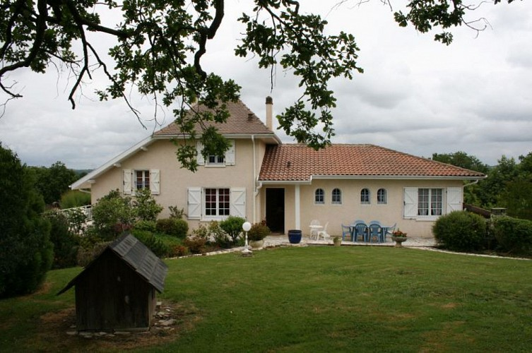 Faurie gîte 2 ext