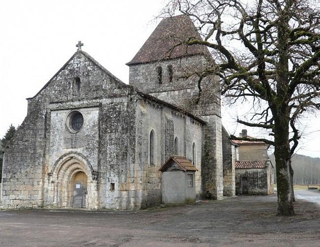 Eglise Saint Martin de Champeaux