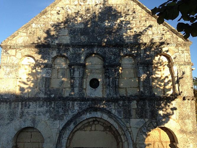 Eglise de Boulouneix façade_1