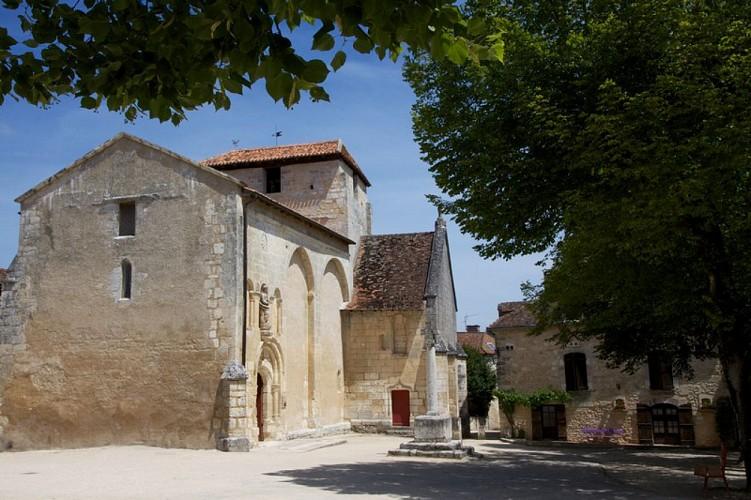 Eglise Notre-Dame de l'Assomption de La Chapelle-Faucher_1