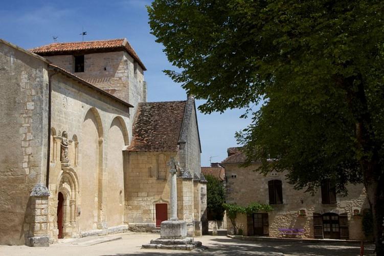 Eglise Notre-Dame de l'Assomption de La Chapelle-Faucher_4