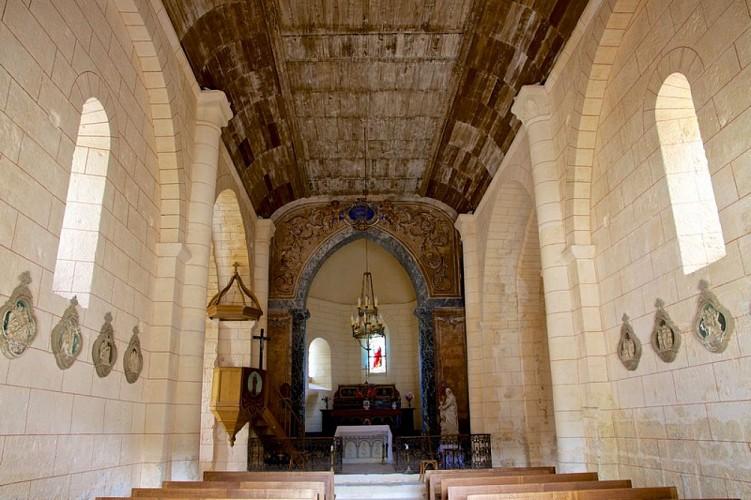 Eglise Saint-Etienne (Condat-sur-Trincou)