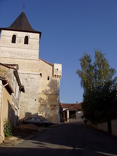 clocher Villars