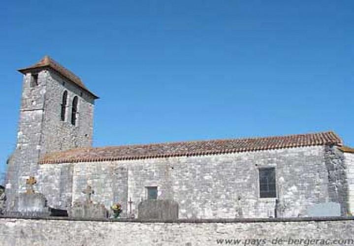 Église de Lestignac à Sigoulès