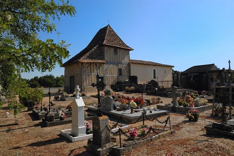 Eglise- St Sauveur- Lalande