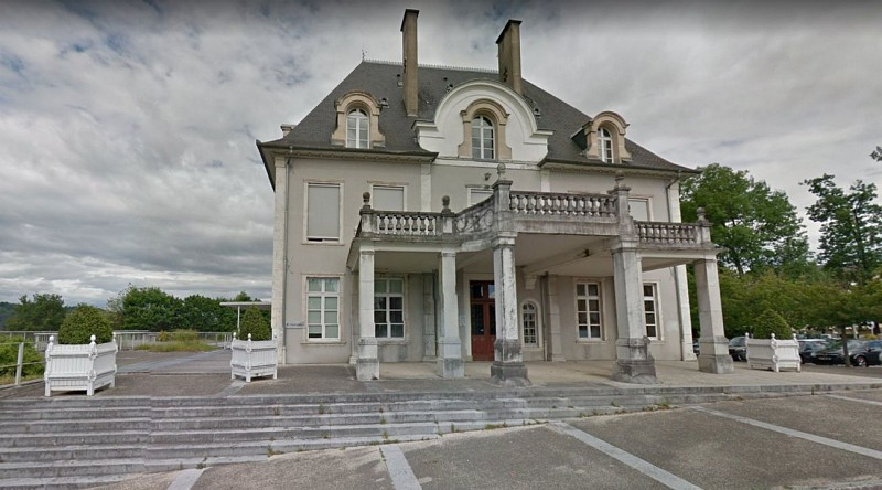 Médiathèque d'Este - Billère - Façade