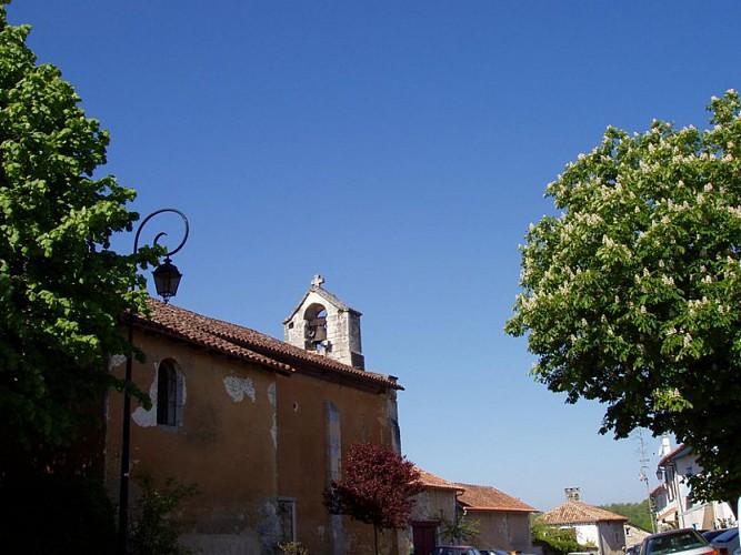 Eglise La Chapelle Montmoreau