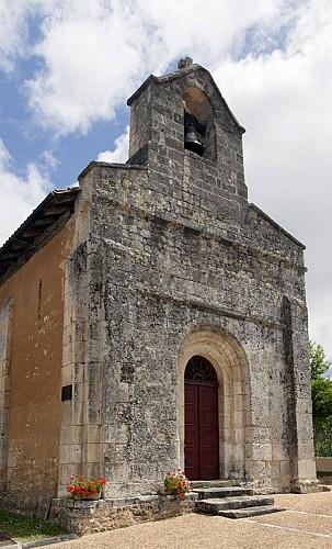 Eglise Saint-Pierre de La Chapelle-Montmoreau