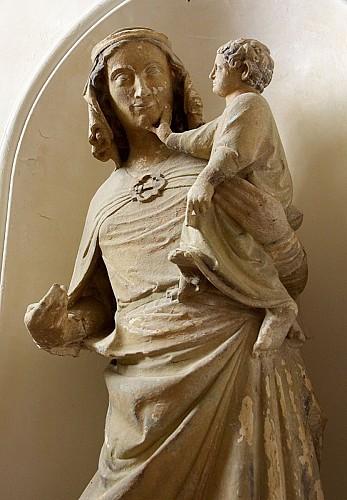 Vierge à l'Enfant La Chapelle-Montmoreau