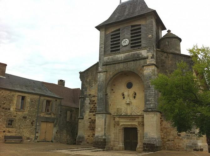 Rouffignac - Eglise