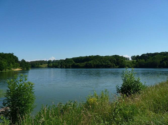 Lac Arzacq-Arraziguet