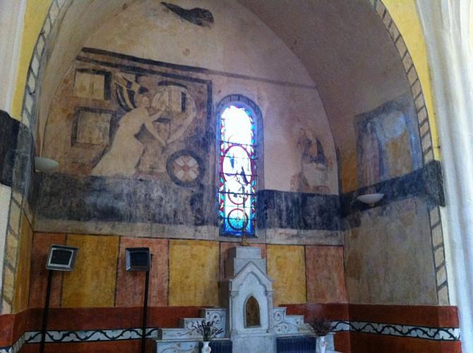 Mauzens-Miremont Eglise